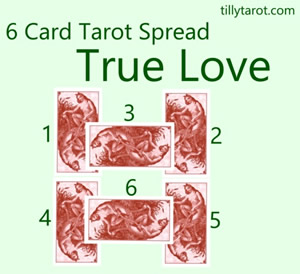True Love Tarot Reading by Tilly Tarot
