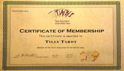 Certified by TABI