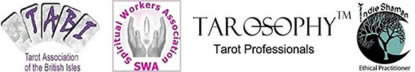 Tilly Tarot Professional Qualifications and Experience