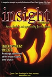 Free Tarot Monthly E-Magazine for Tarot, Healing and Spirituality for the Future