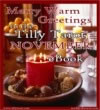 The Warm and Cosy November Newsletter by Tilly Tarot